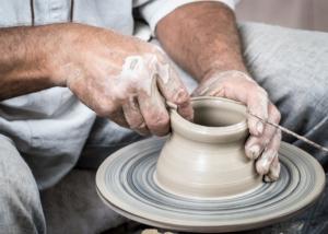 Keramik Töpfern